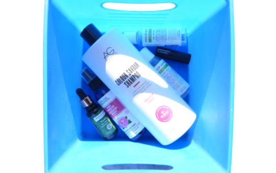 Monthly Empties March 2019