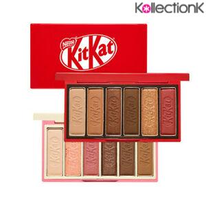 Etude House KitKat eyeshadow palettes