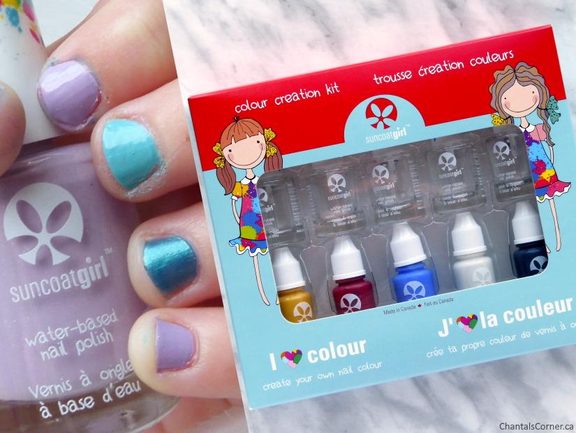 Suncoatgirl non toxic nail polish