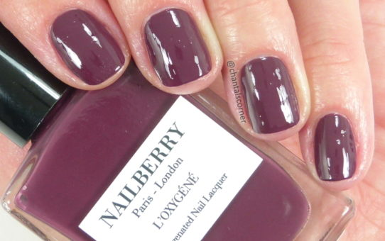 Nailberry nail polish Boho Chic