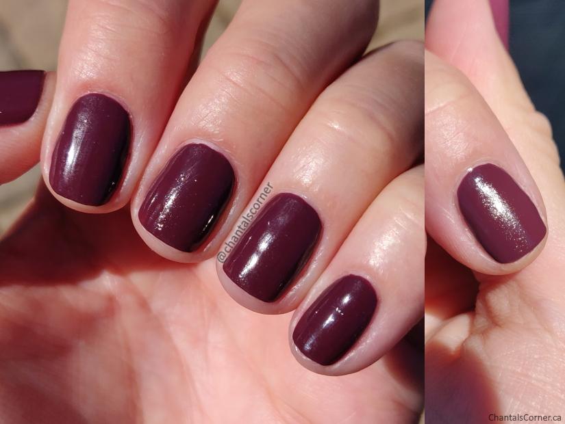 Nailberry nail polish Boho Chic