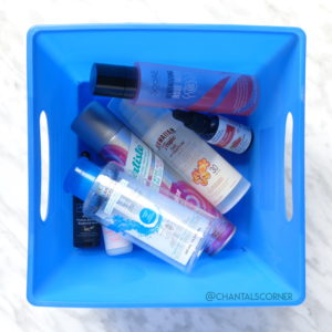 monthly empties august 2019