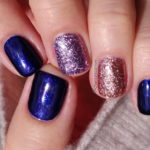 mixed mani nail polish milani peripera ciate london