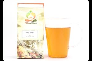 teavana choco banana foster herbal tea