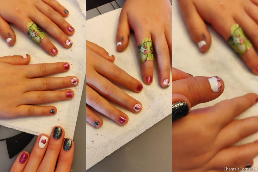 valentine's day nail art china glaze sesame street kid
